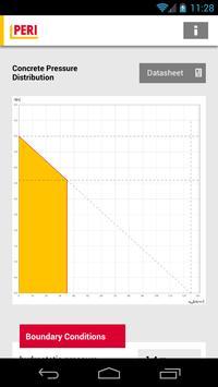 PERI Formwork Load Calculator screenshot 1