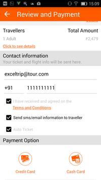 ExcelTrips screenshot 5