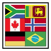Flag Quiz Blitz icon