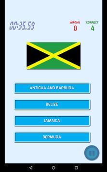 Flag Quiz Blitz apk screenshot