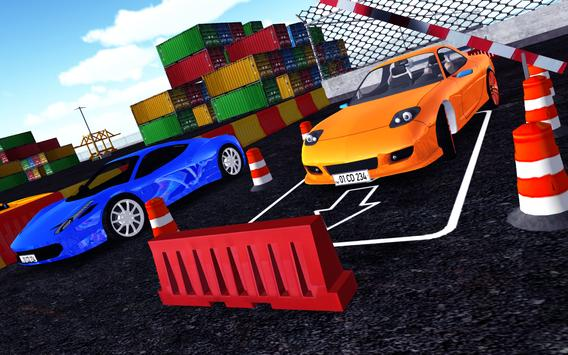 Dr Driving: Euro Sports Car Parking Master Mania poster