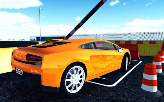 Dr Driving: Euro Sports Car Parking Master Mania apk screenshot