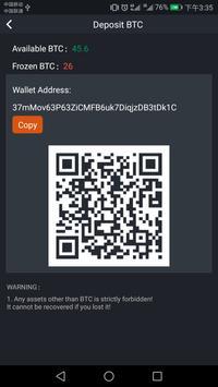 BTCBank screenshot 3