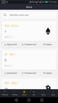 BTCBank screenshot 2