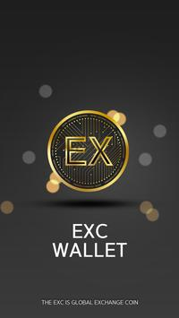 EXC WALLET poster