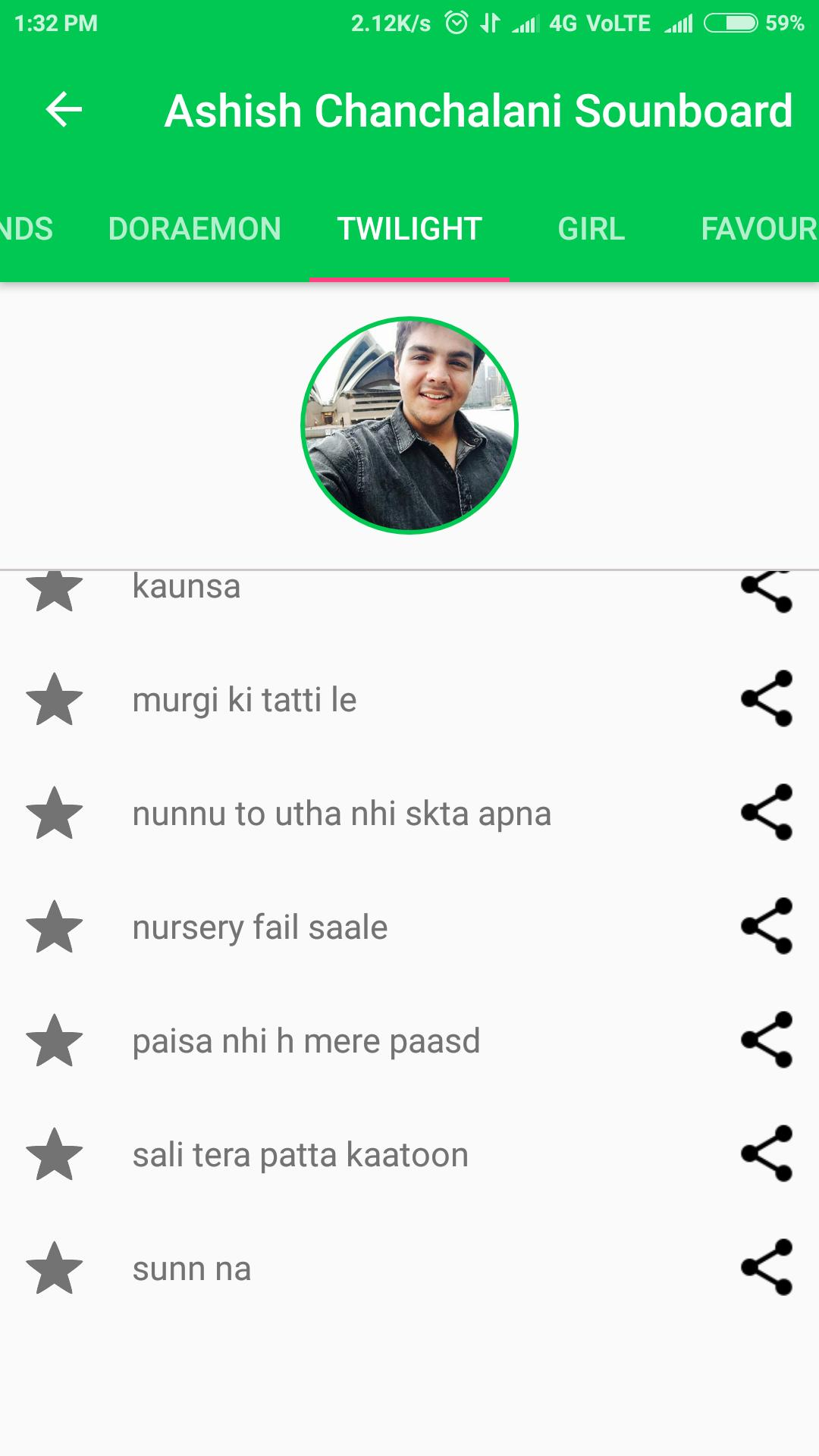 Ashish Chanchlani Vines Soundboard for Android - APK Download