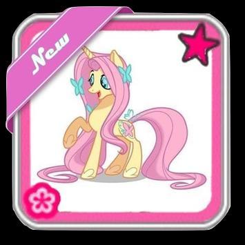 Cara Menggambar Kuda Pony Lucu  D A D  D  D  D B D
