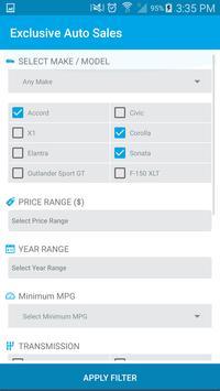 Exclusive Auto Sales screenshot 3