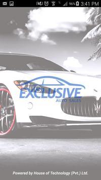 Exclusive Auto Sales poster