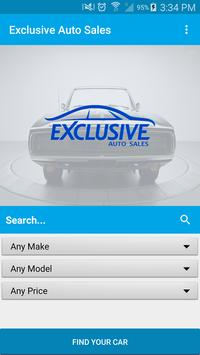 Exclusive Auto Sales screenshot 1