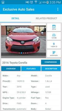 Exclusive Auto Sales screenshot 4