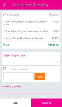 Ifb Family Salon & Spa screenshot 7