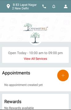 Cosmotree Clinic apk screenshot