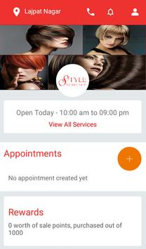 Style In Unisex Salon apk screenshot