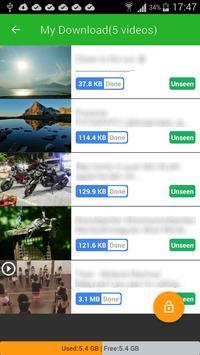 Video Downloader for Facebook screenshot 7