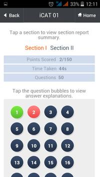 ALPHANUMERIC MBA TEST PREP. apk screenshot