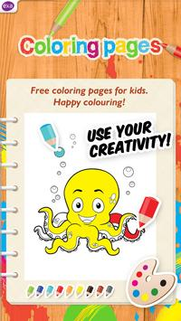 Coloring Pages poster