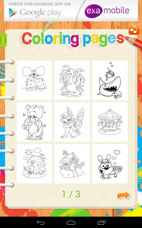 Coloring Pages APK Download