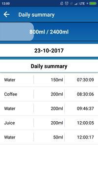 Drink Water screenshot 2