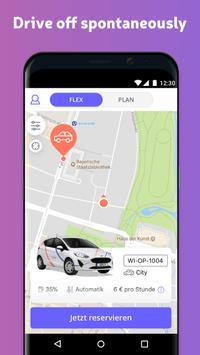 Oply Carsharing screenshot 3