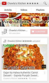 Chawlas kitchen recipes descarga apk gratis entretenimiento chawlas kitchen recipes captura de pantalla de la apk forumfinder Gallery