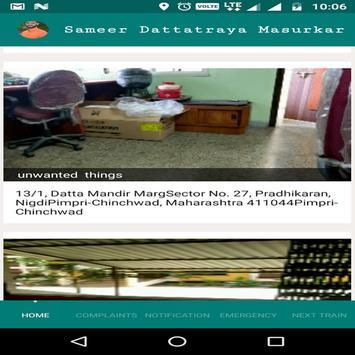 Sameer Masurkar apk screenshot