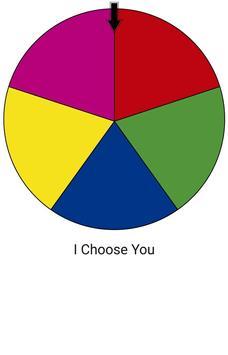 Roulette Decision I Choose You screenshot 2