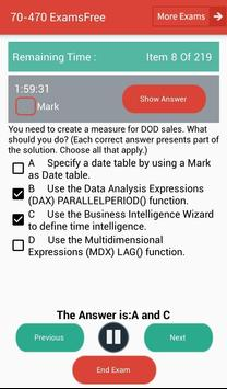 EF 70-470 Microsoft Exam for Android - APK Download