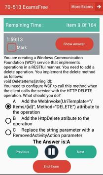 EF 70-513 Microsoft Exam for Android - APK Download