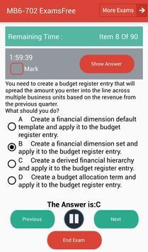 EF MB6-702 Microsoft Exam screenshot 19