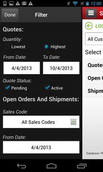 JobBOSS Mobile apk screenshot