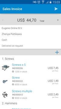 Exact Online screenshot 5