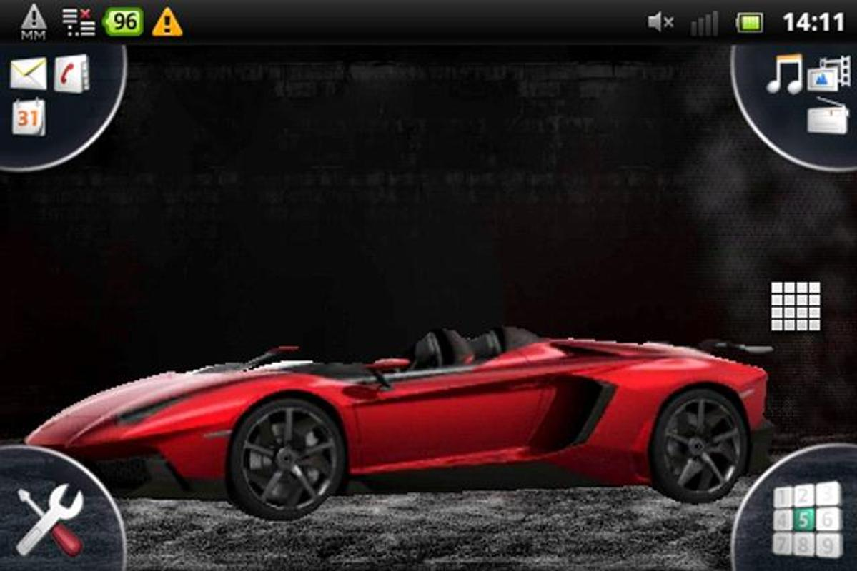 ... Supercar 3D Live wallpaper LWP screenshot 3 ...