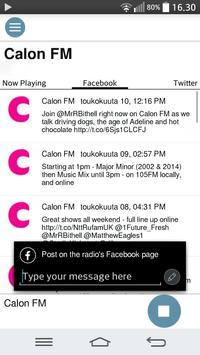 Calon FM screenshot 2
