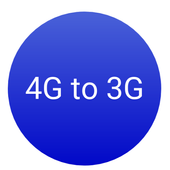 4G to 3G Converter icon