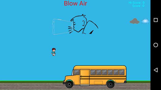 Fly in Traffic: Android GAME apk screenshot