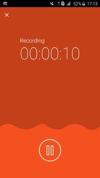 Voice Recorder Box apk screenshot