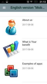 Мобильный коммерсант screenshot 3