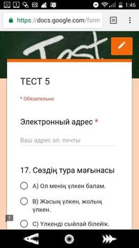 KAZtest screenshot 3