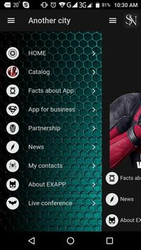 Sergey N.Sazonov network apk screenshot