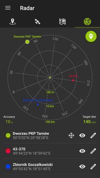 GPS البيانات تصوير الشاشة 21