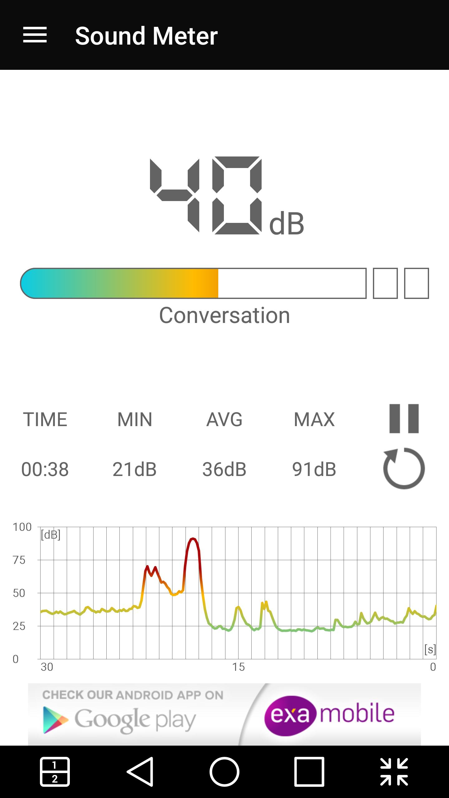 Sound Meter for Android - APK Download