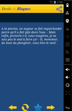 Blagues Courtes et Amusantes apk screenshot
