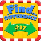 Найди отличия #37 иконка