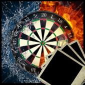 Darts + Photo icon