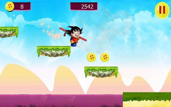 Dragon Z Sangohan apk screenshot