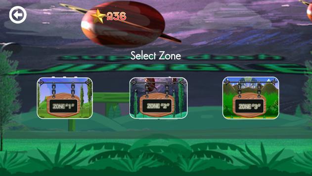 Victo's Jump - jungle adventure - super  Monkey's screenshot 2