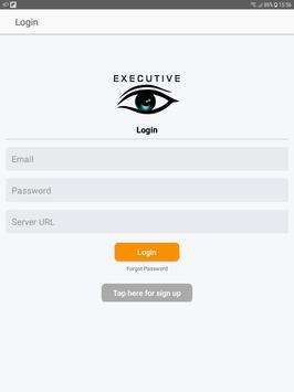 Executive Eye apk screenshot
