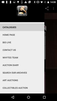Whyte's Auctioneers screenshot 1