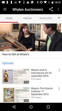Whyte's Auctioneers screenshot 4
